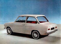 1969 Daf 44 Variomatic