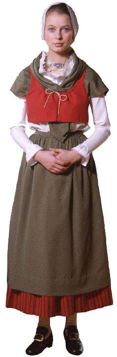 Finnish national costumes. Kiikka Ukraine, Folk Costume, Costumes, Family Tree For Kids, Traditional Dresses, Finland, 7 Continents, Culture, Gowns