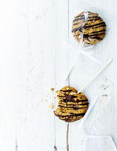 Cookies-tikkarit |Resepti