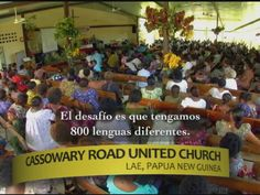 La Cassowary Road United Church, Papúa Nueva Guinea