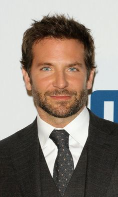 Pin for Later: 27 Pictures of Bradley Cooper's Blue Eyes That Will Stop You in Your Tracks