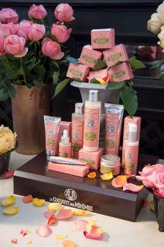 Le Couvent des MInimes Rose Collection
