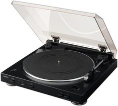 Denon DP-200USB Fully Automatic Turntable with MP3 Encoder Denon http://www.amazon.com/dp/B001R27MKG/ref=cm_sw_r_pi_dp_m0bAub0GMX0RE