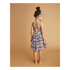 Tory Ikat Diamond Dress-product