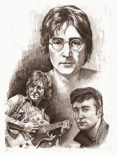 York Beatles Appreciation Society: Beatles Art 2