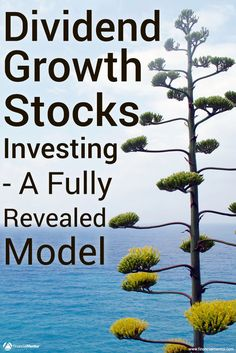 Do you want to retire early using dividend growth stocks? You'll find a step-by-step tutorial guide in this article that teaches you how to increase your investment income with a dividend growth strategy. by Read Stock Market Investing, Investing In Stocks, Investing Money, Real Estate Investing, Drip Investing, Investment Quotes, Investment Portfolio, Investment Advice, Investment Property