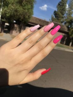 This series deals with many common and very painful conditions, which can spoil the appearance of your nails. SPLIT NAILS What is it about ? Nails are composed of several… Continue Reading → Summer Acrylic Nails, Best Acrylic Nails, Summer Nails, Spring Nails, Nails Summer Colors, Cute Nail Colors, Pink Acrylics, Pink Summer, Fall Nails