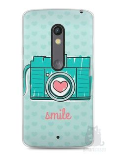 Capa Capinha Moto X Play Câmera Fotográfica - SmartCases - Acessórios para celulares e tablets :)