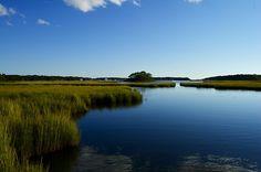 A Massachusetts lake