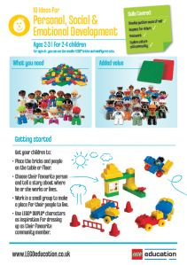 Lego Week: Free Age Appropriate Activity Cards for Lego Duplos! Lego Activities, Language Activities, Educational Activities, Social Emotional Activities, Social Emotional Development, Lego Engineering, Lego Therapy, Lego Club, Free Lego