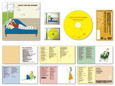 「コンピレーションアルバム」のCDジャケット・ブックレットデザイン