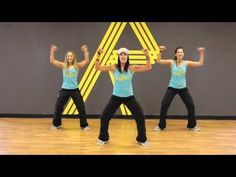 REFIT CARDIO DANCE FITNESS - Check out all of their videos!!! Most set to Christian music!!