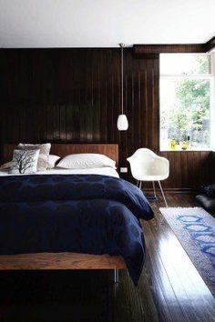 Mid-Century Modern Bedroom-06-1 Kindesign