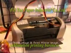 How to start your own sublimation printing business - NanJing Fei Yue Paper Industrial Co.LTD.