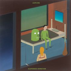 Suspended Animation | Leapling