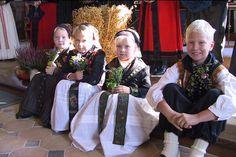 Danish children in Store Magleby (Poulsen)