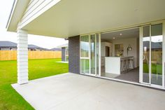 Have you thought about maximising your outdoor living area by building a wonderful patio or alfresco? Outdoor Living Areas, Outdoor Dining, Outdoor Decor, 4 Bedroom House Plans, Home Board, New Homes, How To Plan, Interior Design, Building