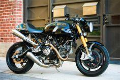 Ducati from Tron Legacy