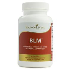 BLM combines Idaho Balsam Fir, Clove, and powerful natural ingredients such as type II collagen, MSM, and glucosamine sulfate. These ingredients have been shown to support joints, tissue health, and cell function.* *These statements have not been evaluated by the FDA More info visit www.awakenyoursenses.com use  ID # 30786 to become a Yl member & save 24% on all products...
