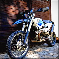 Bmw R1200gs - Kohlenwerk GS Cross - 185kg full