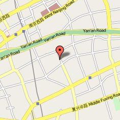 nice Yan'an Map