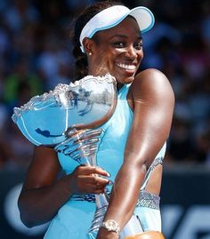 Sloane Stephens picks up 1st title of 2016 & 2nd career title at 2016 ASB Classic - via WTA