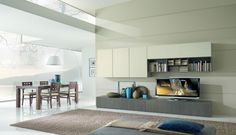 contemporary life in a home project! http://www.giessegi.it/it/soggiorni-moderni-componibili?utm_source=pinterest.com&utm_medium=post&utm_content=&utm_campaign=post-soggiorni