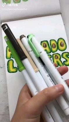 Hand Lettering Art, Hand Lettering Tutorial, Cool Lettering, Bullet Journal Lettering Ideas, Bullet Journal Ideas Pages, Bullet Journal Inspiration, Bullet Journal Notebook, Bullet Journal School, Bullet Journal Aesthetic
