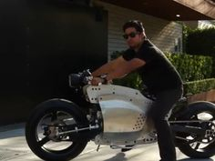 Valetta Electric Motorcycle by Roman S. Yneges — Kickstarter.  A campaign to raise funds for a beta prototype electric motorcycle. Funding will allow us to design, create and build a better vehicle.