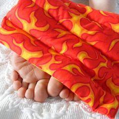 Free sewing pattern: Rice bag