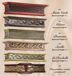 Discover thousands of images about room Gorgeous DIY Interior Ideas Wooden Valance, Wood Cornice, Cornice Ideas, Cornice Boards, Cornice Box, Window Cornices, Window Coverings, Window Treatments, Valances