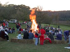 Wait by a warm and cozy bon fire for an outdoor movie on the lawn at 7 p.m.
