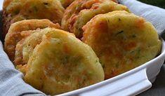 Beignets de courgettes au Thermomix, recette de délicieux beignets salés faciles et simple à réaliser pour accompagner vos plats de viande ou de poisson.