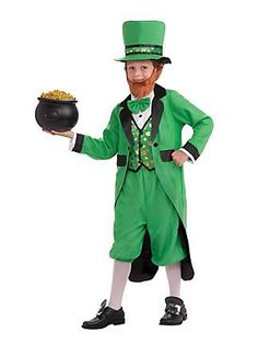 CHILD MR. LEPRECHAUN
