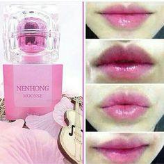 Harga: Rp. 90.000,- ||  Kode: Indo || Ket: NENHONG membuat bibirmu pink alami