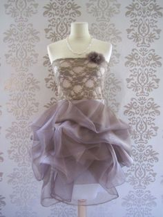 I get to wear this dress to a wedding next summer :)