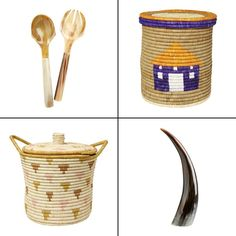 Unique, Hand-crafted Homeware from Uganda in HomeSense & TK Maxx Stores