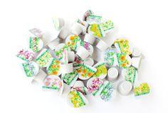 floral milk packaging
