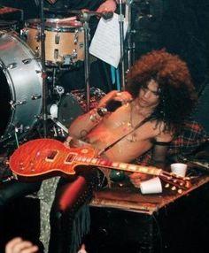 Slash... The King!