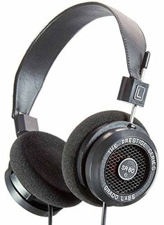 GRADO SR80E PRESTIGE SERIES OPEN BACKED HEADPHONE