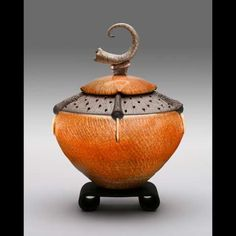Myron Whitaker of Kannapolis, NC Ceramics