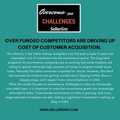 Day to day challenges are common in ecommerce but no its time to find a solution for it then and there so join sellergro by registering at www.sellergro.com/register to overcome all your challenges in ecommerce