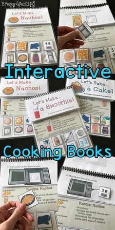 Make it portable. Use your school cafeteria. Use technology to role play. Check out Special Education Brie's tips for cooking in any classroom!