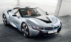 BMW Hybrid i8 Spyder - Novo carro conceito da BMW
