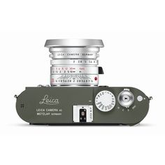 Leica M-P 240 Set Safari olive edition camera, it's a limited production set with Leica Summicron-M lens. Leica M-P Set 'Safari' camera set comprises of… Leica M, Leica Camera, Camera Gear, Camera Bags, Old Cameras, Vintage Cameras, Photography Camera, Photoshop Photography, Photography Tutorials