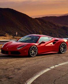 Ace of Base: Ferrari 488GTB