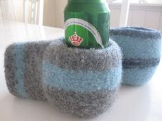 RAGNHILD: Oppskrift ØLVOTT Knitting, Projects, How To Make, Diy, Felting, Xmas, Recipe, Threading, Log Projects
