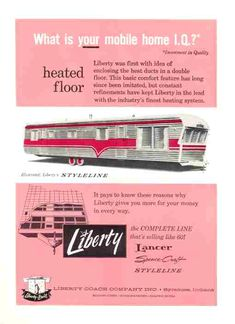 1959 Liberty Coach - This was my trailer!