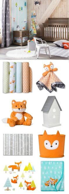 Bring the outdoors into the nursery with this Green and Brown Woodland Trails Nursery Room Decor from Cloud Island. Friendly foxes frolic through the forest in this playful nursery collection. Your little cub will love curling up on the soft sheets and being snuggled up to you wrapped in the blankets during nursing or bedtime stories. #affiliate #target #nursery #baby #bedtime #homedecor