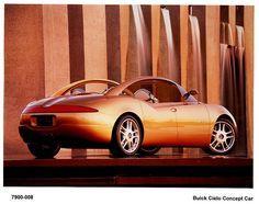 1999 #Buick #Cielo Concept Car #gowackerli www.gowackerli.com
